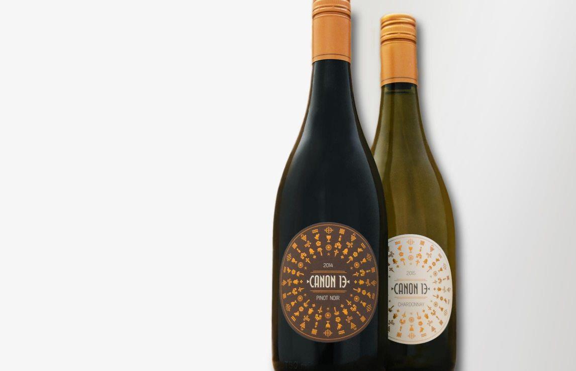 Wine Label Design - Doubleknot CreativeDoubleknot Creative
